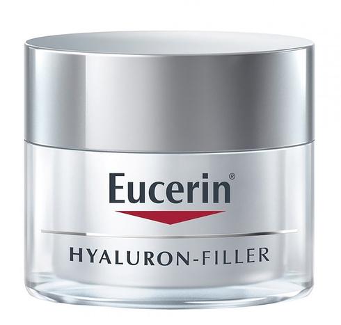 Eucerin Hyaluron-Filler Крем денний проти зморшок для всіх типів шкіри SPF-30 50 мл 1 банка
