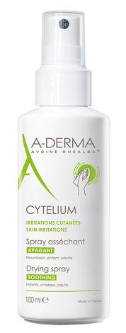 A-Derma Cytelium Спрей підсушуючий, заспокоюючий при подразненнях шкіри 100 мл 1 флакон