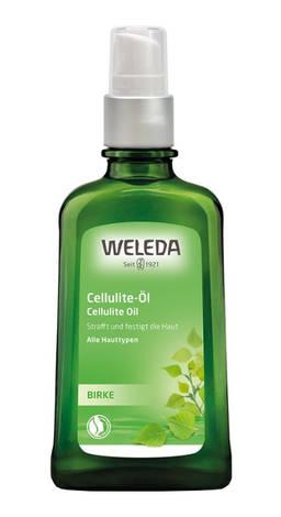 Weleda Березова олія від целюліту 100 мл 1 флакон