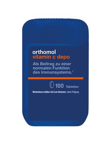 Orthomol Вітамін С таблетки 100 шт
