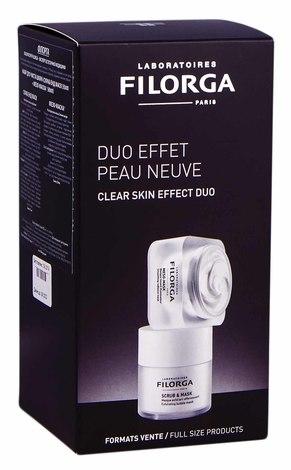 Filorga Scrub & Mask маска-ексфоліант 55 мл + Meso-Mask маска 50 мл 1 набір