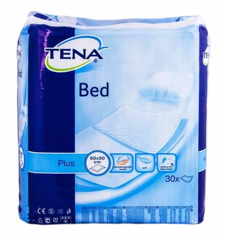 Tena Bed Plus Пелюшки 60х90 см 30 шт