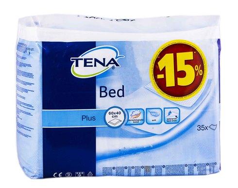 Tena Bed Plus Пелюшки 60х40 см 35 шт