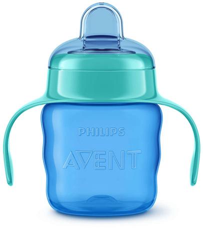 Avent Philips Чашка з носиком для хлопчиків з 6 місяців SCF551/05 200 мл 1 шт