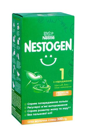 Nestogen 1 Суха молочна суміш з народження 300 г 1 коробка