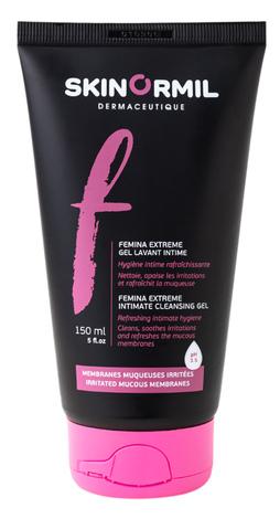 Skinormil Femina Екстратерм Гель очищаючий для інтимної гігієни 150 мл 1 туба