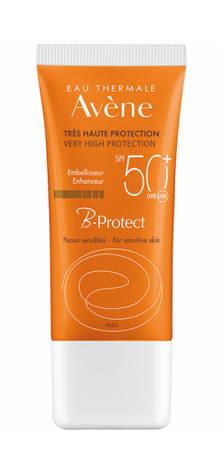 Avene B-Protect Сонцезахисний засіб для обличчя та шиї SPF50+ 30 мл 1 туба