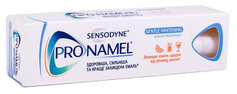Sensodyne Pronamel Зубна паста Дбайливе відбілювання 75 мл 1 туба