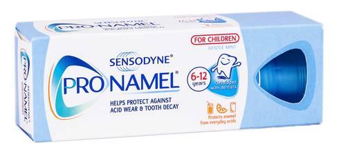 Sensodyne Pronamel Зубна паста дитяча 6-12 років 50 мл 1 туба