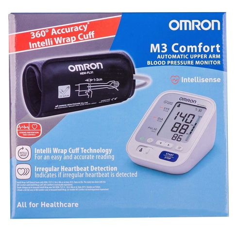 Omron M3 Comfort (HEM-7134-Е) Тонометр автоматичний 1 шт