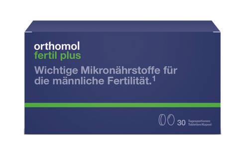 Orthomol Fertil plus new вітаміни для чоловіків 30 днів 1 комплект