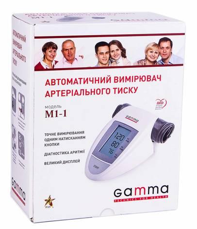 Gamma M1-1 Тонометр автоматичний на плече 1 шт
