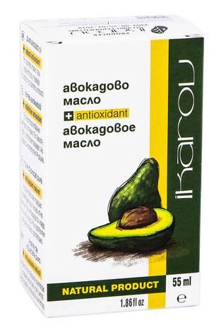 Ікаров Олія авокадо 55 мл 1 флакон