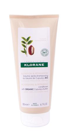 Klorane Бальзам-ополіскувач живильний та відновлюючий з маслом купуасу для сухого волосся 200 мл 1 туба