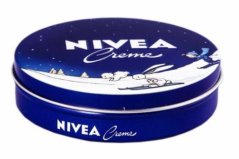 Nivea Крем універсальний 150 мл 1 баночка металева