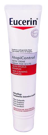 Eucerin AtopiControl Крем заспокійливий для атопічної шкіри 40 мл 1 туба