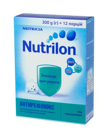 Nutrilon Антирефлюкс Суміш молочна від народження 300 г 1 пачка