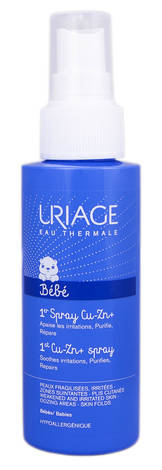 Uriage Bebe 1-й Спрей Cu-Zu+ 100 мл 1 флакон