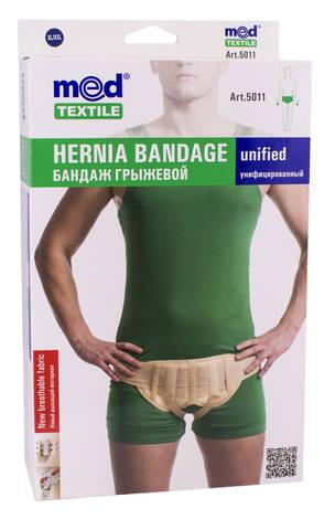 MedTextile 5011 Бандаж грижовий уніфікований розмір XL/XXL 1 шт