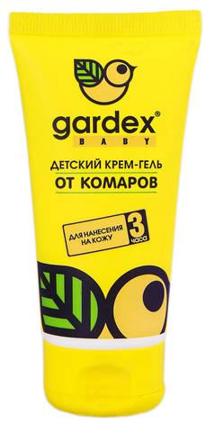 Gardex  Baby Крем-гель від комарів з 3-х років 40 мл 1 туба
