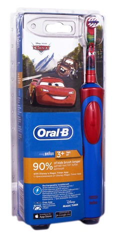 Oral-B Зубна щітка електрична Тачки D12.513K 1 шт