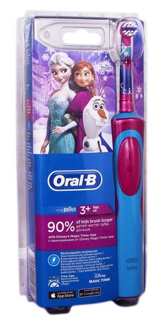 Oral-B Зубна щітка електрична Frozen D12.513K 1 шт
