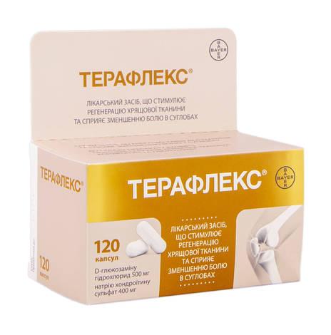 Терафлекс капсули 120 шт