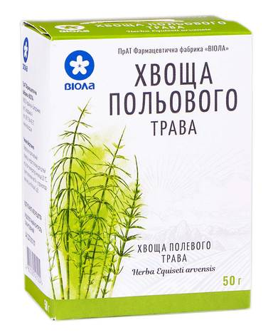Віола Хвоща польового трава 50 г 1 пачка