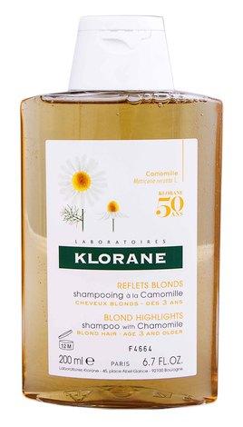 Klorane Шампунь з ромашкою для світлого волосся 200 мл 1 флакон