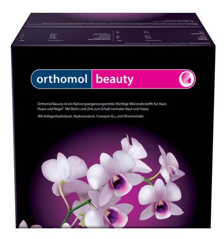 Orthomol Beauty комплекс для жінок розчин 30 флаконів