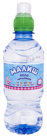 Малиш Вода дитяча негазована Спорт 0,33 л 1 пляшка