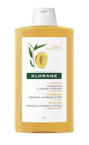 Klorane Шампунь живильний з олією манго для сухого волосся 400 мл 1 флакон