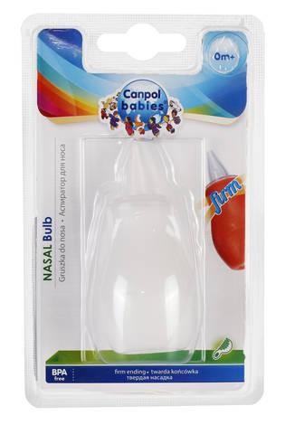 Canpol Babies Аспіратор для носа 2/118 1 шт