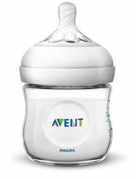 Avent Philips Natural Пляшечка для годування з народження SCF030/17 125 мл 1 шт