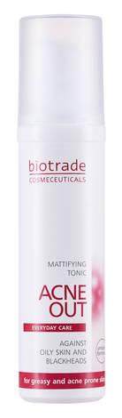 Biotrade ACNE OUT Матуючий тонік для жирної шкіри та при легких формах акне 60 мл 1 флакон