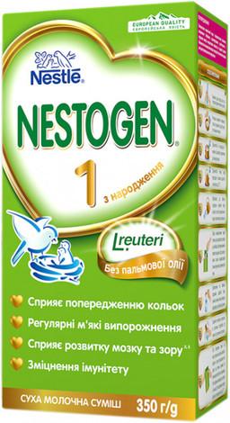Nestogen 1 Суха молочна суміш з народження 350 г 1 коробка