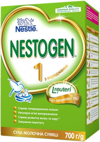 Nestogen 1 Суха молочна суміш з народження 700 г 1 коробка