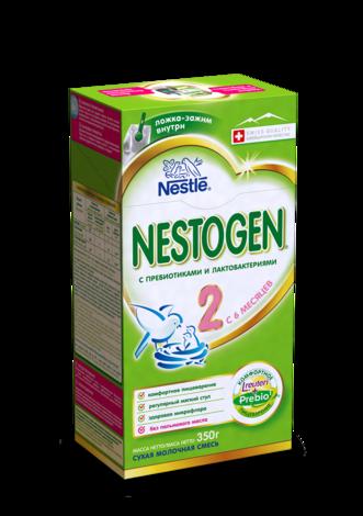 Nestogen 2 Суха молочна суміш з 6 місяців 350 г 1 коробка