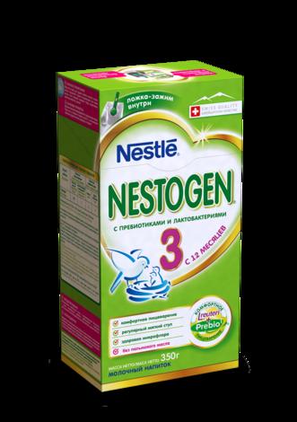 Nestogen 3 Суха молочна суміш з 12 місяців 350 г 1 коробка