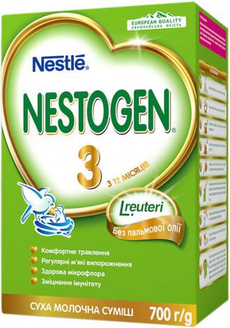 Nestogen 3 Суха молочна суміш з 12 місяців 700 г 1 коробка