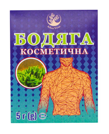 Arbor Vitae Бодяга косметична порошок 5 г 1 пакет