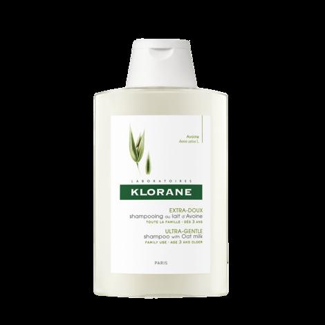 Klorane Шампунь ультра-делікатний з вівсяним молочком для частого застосування 200 мл 1 флакон
