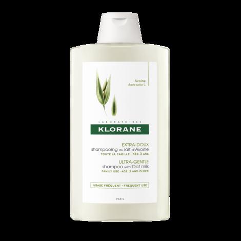 Klorane Шампунь ультра-делікатний з вівсяним молочком для частого застосування 400 мл 1 флакон