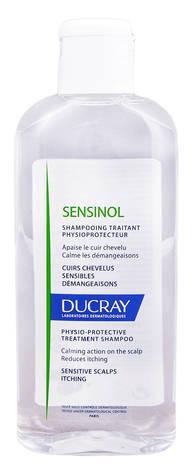 Ducray Sensinol Шампунь фізіозахисний лікувальний заспокоює шкіру голови, зменшує свербіж 200 мл 1 флакон