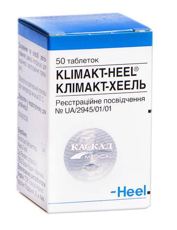 Клімакт-Хеель таблетки 50 шт
