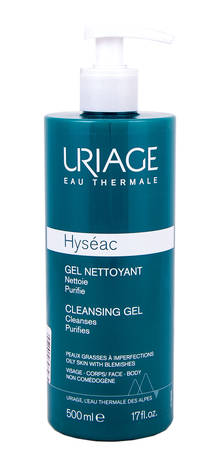 Uriage Hyseac Гель очищуючий 500 мл 1 флакон