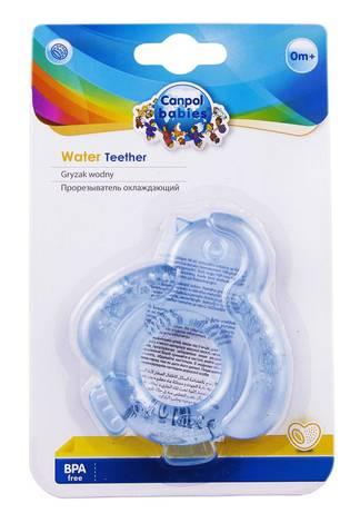 Canpol Babies Прорізувач водяний для зубів Пінгвін 74/017 1 шт