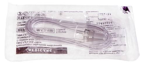 Medicare Подовжувач інфузійних магістралей 150 см 1 шт
