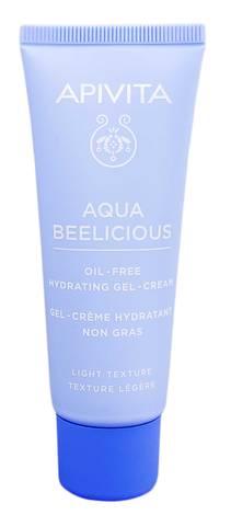 Apivita Aqua Beelicious Гель-крем нежирний зволожуючий легкої текстури 40 мл 1 туба