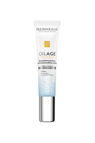 Dermedic Oilage Крем-концентрат проти зморшок для шкіри навколо очей 62236 15 мл 1 туба